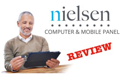 Paid Survey Review:  Nielsen Computer & Mobile Panel