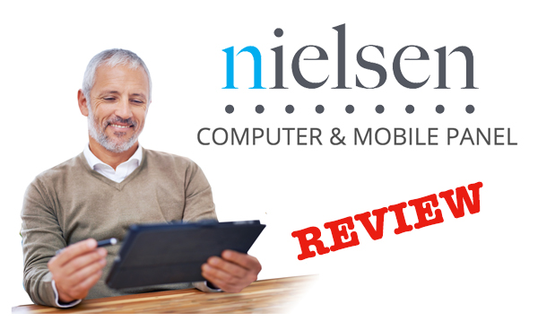 Paid Survey Review:  Nielsen Computer & Mobile Panel