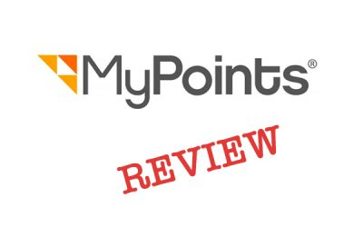 Paid Survey Review: MyPoints