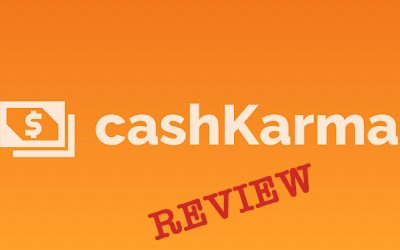 Paid Survey Review: Cash Karma