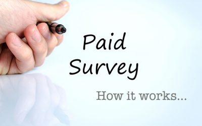 How Do Paid Surveys Work?
